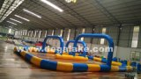 Inflatable Race Track for Zorb Ball Game Sports Game