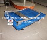 300kgs Plastic Foldable Platform Truck/Handtruck/Handcart/Trolley