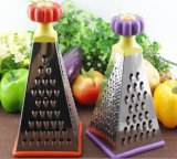 Four Sides Stainless Steel Vetagetable Grater Chopper No. G021