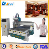 Cheap Three Process CNC Router for Wood Carving Machine Sale