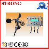 Smart Long-Transmission Wind Anemometer/Speed Sensor for Tower Crane
