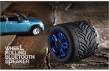 Gymsense Car Tyre Bluetooth Speaker, Big Sound Bluetooth Tire Speaker with TF
