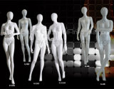 Shinny White Female Mannequins for Wedding Dress