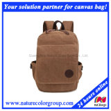 Fashion Leisure Canvas Backpack for Men and Campus