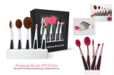 Cheap Portable Makeup Brush Set 5PCS Packed for Traveling