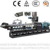 Double Screw extruder for compounding & PET bottle