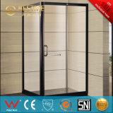Stainles-Steel-Framed Black Colour Shower Room (BL-F3013)