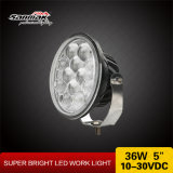 "5.75"" 36W High/Low Beam LED Work Light and Headlight"