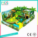 Jungle Theme Small Cheap Ce Standard Indoor Playground