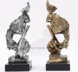 OEM Logo Creative Classical Resin Craft for Decoration Gift