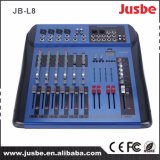 8 Channel Professional Audio Mixer with USB Panton Power Supply
