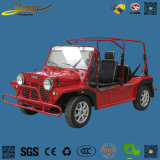 China Factory Wholesale Jeep 4WD Electric Sightseeing 4 Seats SUV 4 Wheel Vehicle Golf Cart