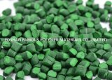 High Quality Low Price China Color Green Plastic Masterbatch Price Manufacturer for Film and Injection