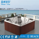 Outdoor 4 Person Whirlpool Massage SPA Hot Tubs