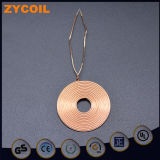 Winding Wire Enamelled Copper Air Core Coil with RoHS