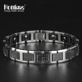 Fashion Custom Tungsten Bracelet for Men with Germanium OEM Acceptable
