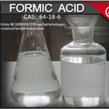 Formic Acid CAS: 64-18-6 with 85% Purity