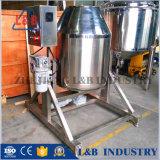 Industrial Steel Dry Powder Rotating Mixer Drum