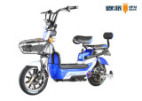 Digital Speedmeter Electric Moped Scooter Phone APP Ladder with Wheel 48V20ah Leadacid Battery