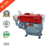 Single Cylinder Changchai Type 4-Stroke Diesel Engine (ZS1115 20HP)