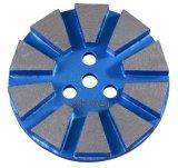 "3"" Diamond Metal Bond Floor Polishing Pads for Concrete Grinding"
