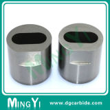 Custom Misumi Tungsten Carbide Punch Guide Bushing with Oval Hole