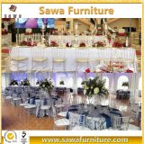 Foshan Factory Transparent Clear Wedding Resin Acrylic Chiavari Chair