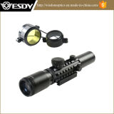2-6X28e Aluminum Rifle Scope for Hunting Shooting Military