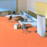 Homogeneous PVC Flooring Roll