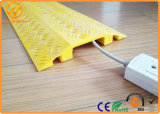 1 Channel 1000*130*20mm PVC Cable Protector & Ramp Cover for Floor Cord