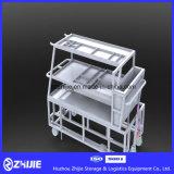 Wholesale Heavy Duty Warehouse Pallet Wheel Metal Rack