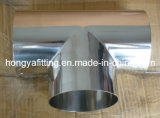 Sanitary Stainless Steel Tee (HYT01)