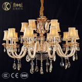 Luxury Modern Crystal Chandelier for Indoor (AQ20033-10+5)
