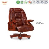 Office Furniture Wooden Office Chair (A-055)