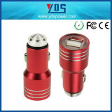 5V 2.4A Emergency Hammer Dual USB Car Charger