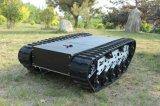 Robot Platform Wireless Image Acquisition Rubber Track Crawler (K03SP6MSAT9)