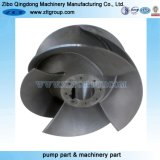 CD4mcun Water Submersible Pump Casting Open Impeller