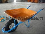 Popular Wheelbarrow Wb6400 Wheel PU Wheel