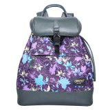 Fashion Leisure Outdoor Lady Backpack Hand Bag