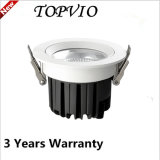3 Years Warranty 20W Recessed Ceiling COB LED Downlight