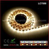 Brightness 16W/M (5M/roll) 5050SMD Tape LED Rope Light LC7550