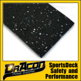 Anti-UV Crossfit Rubber Flooring Sheet (S-9001)