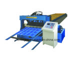 Galzed Steel Roofing Tile Roll Forming Metal Forging Machinery