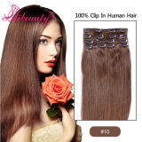 100% Cuticle Remy Human Lace Clip in Hair Extension