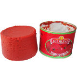 Lithographed Tin 210g Tomato Paste
