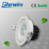 Cl09-B02 High Lumen Dimmable 9W COB LED Downlight
