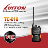 Waterproof Radio Tc-610 Walkie Talkie