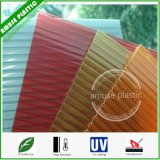 Sabic Colorful Flexible Plastic Polycarbonate Sheet/PC Hollow Sheet/Panel