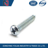 DIN7981 Stainless Steel Cross Recessed Pan Head Self Tapping Screw