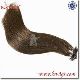 Natural Indian U-Tip Keratin Remy Human Hair Extension